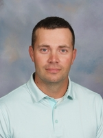 Simpson, Bryce - Social Studies/Athletic Director photo