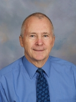 Randy Schlueter, Superintendent photo