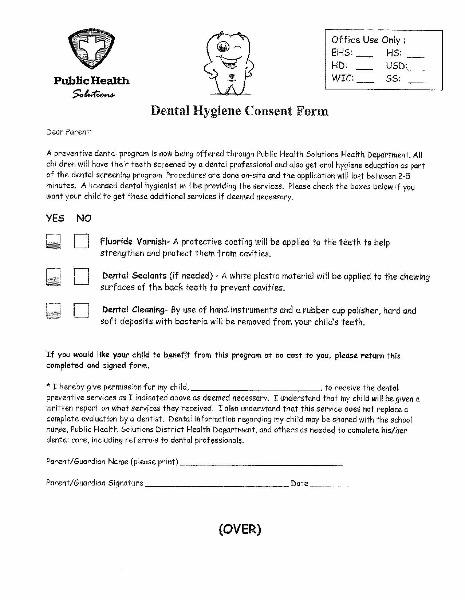 Tri County Public Schools - Free Dental Screenings September